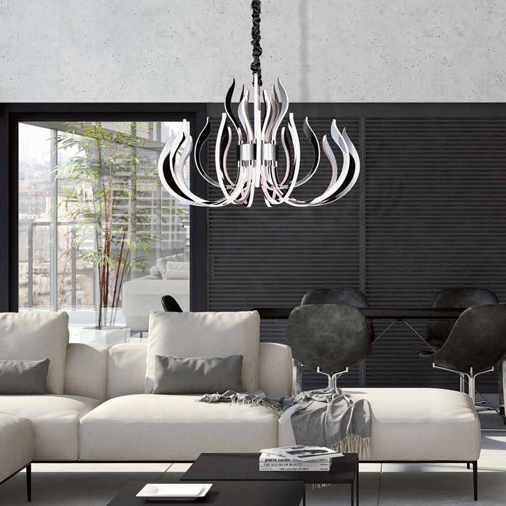 trend statement leuchten kaufen im online shop von deliver light. Black Bedroom Furniture Sets. Home Design Ideas